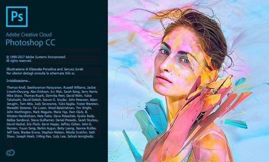 Adobe Photoshop CC  MacOS版