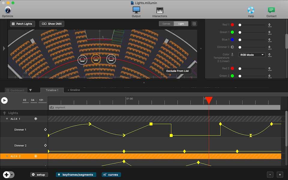 Mac视频播放 媒体服务器软件:Millumin3