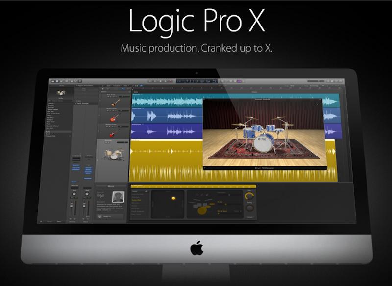 苹果编曲混音 Apple Logic Pro X 中文版