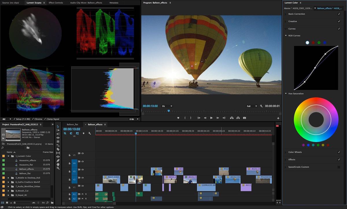 Adobe Premiere Pro CC 2018 MacOS版