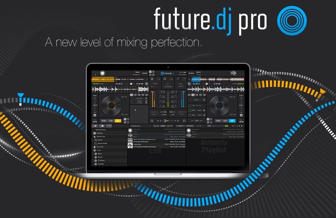 苹果DJ软件:XYLIO Future DJ Pro