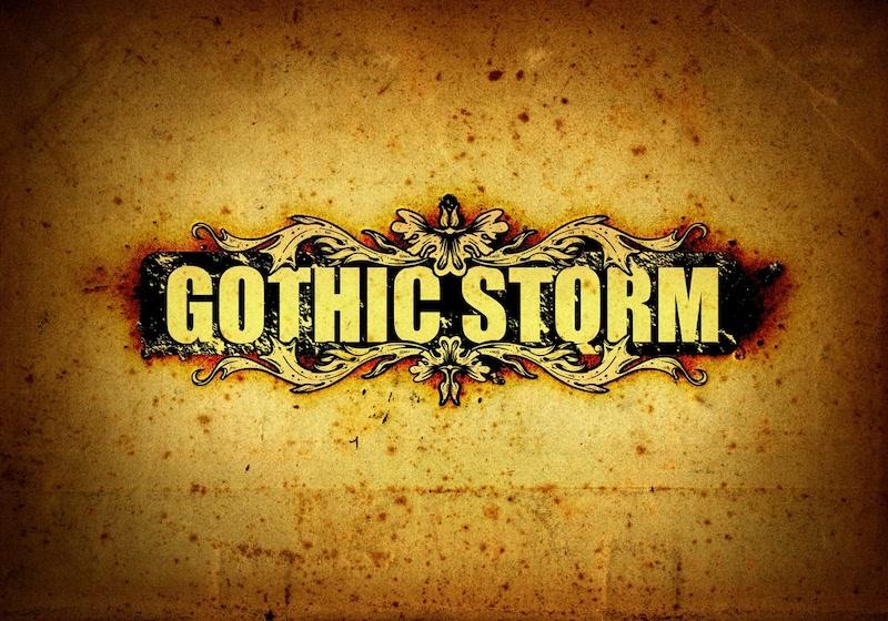Gothic Storm哥特风暴017~034专辑