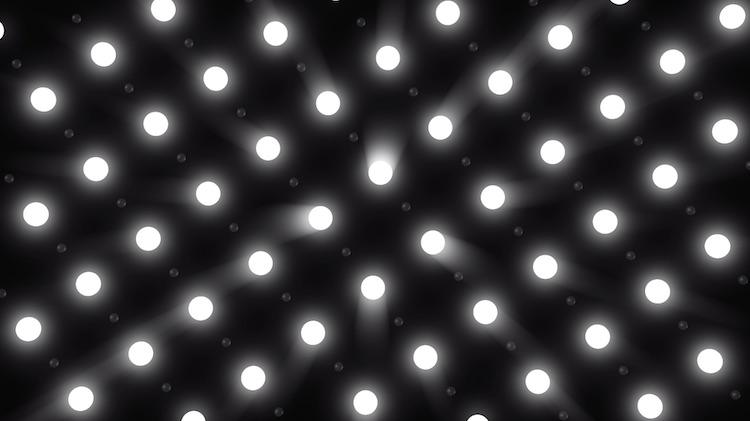 VJ LED灯Loop素材