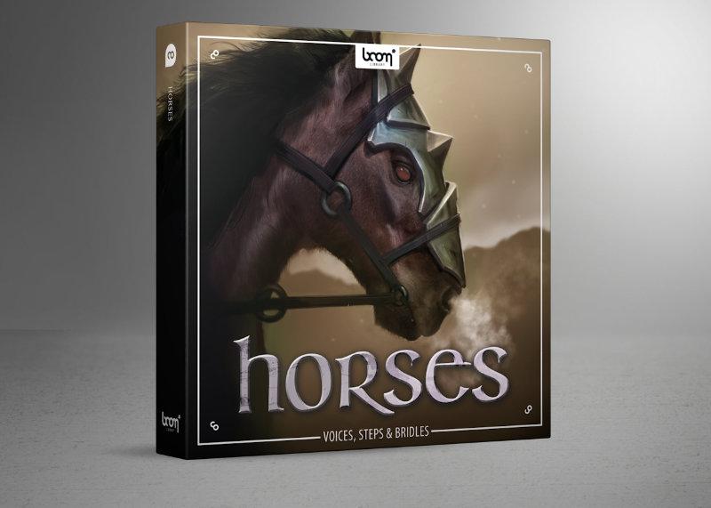 马匹音效:HORSES