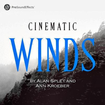 风声音效:Cinematic Winds