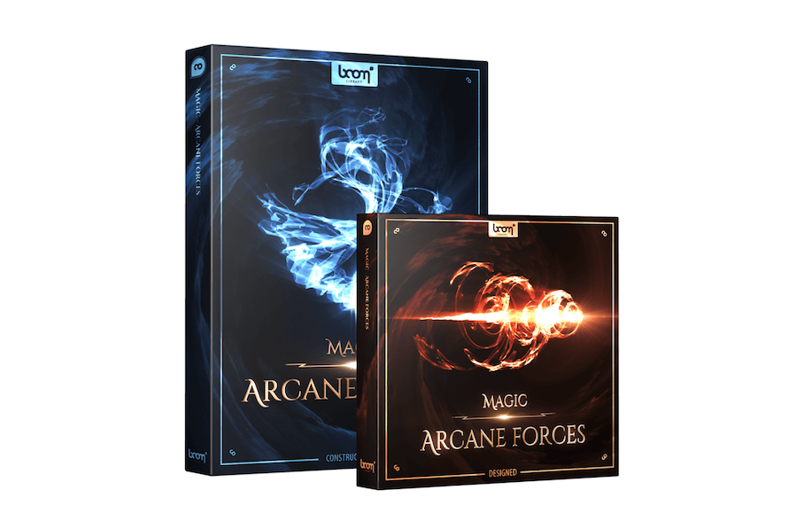 魔术音效: Arcane Forces