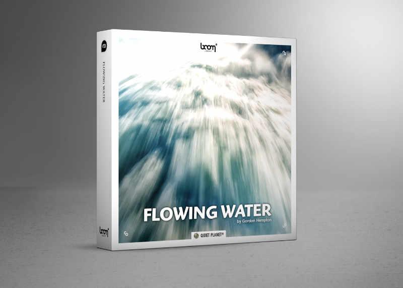 流水音效:FLOWING WATER