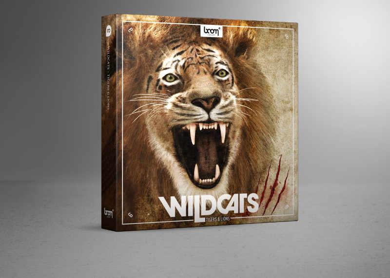猫科动物音效:WILDCATS