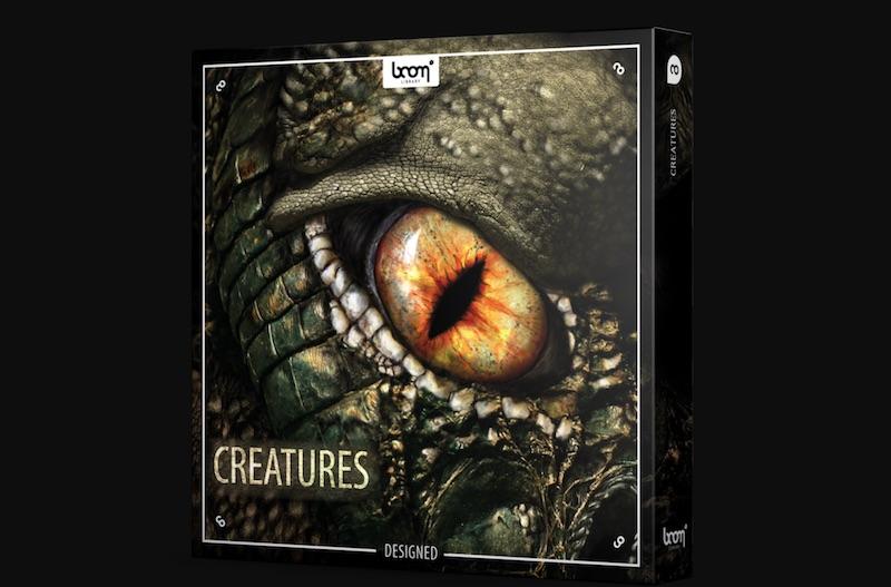 恐怖生物音效: Boom Library Creatures
