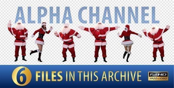 圣诞透明背景素材