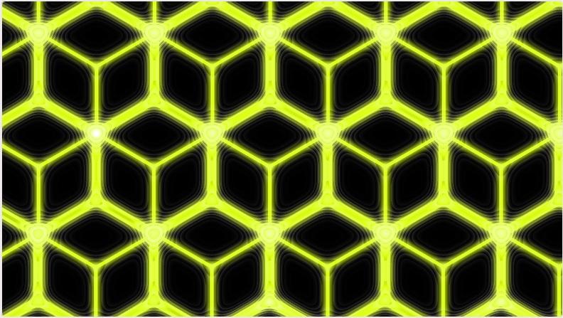 Glowing Lasers 10 in 1  VJ Loop