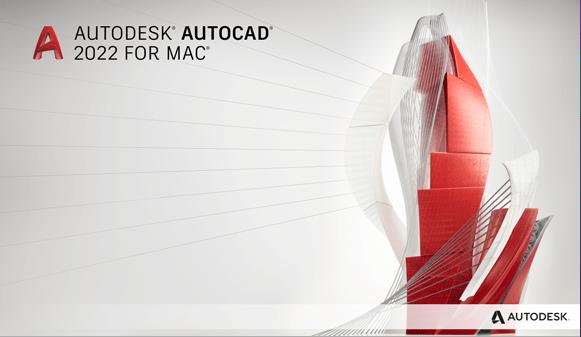 Autodesk AutoCAD 2022 Mac